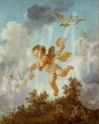 Fragonard no exame de História da Cultura e das Artes do 12º ano - Sem Rede