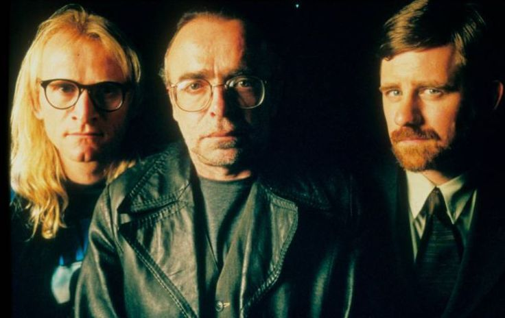 The Lone Gunmen trio are coming back for The X-Files reboot