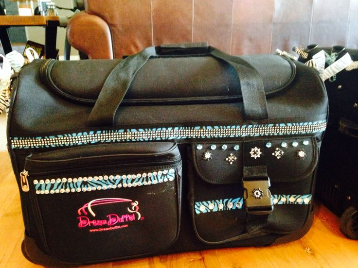 Patch - Dream It Do It - NEW! Dream Duffel