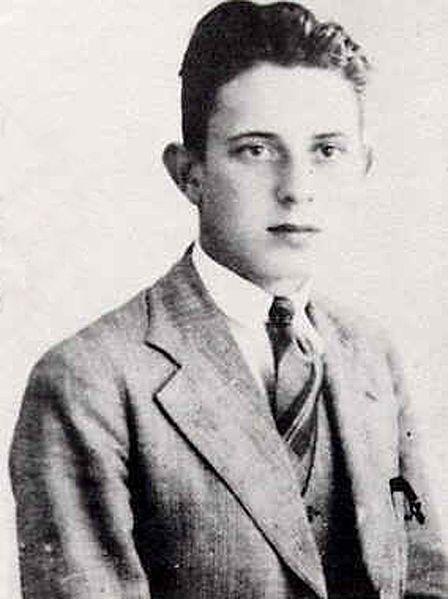 Jerzy Rozycki-Polish Mathematician and cryptologist who broke the Enigma code with 2 other Poles.