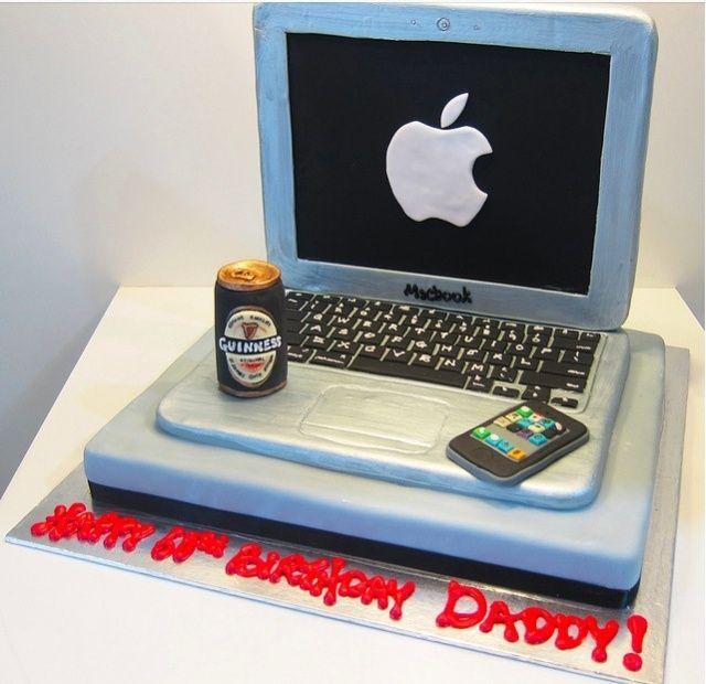 Best 25+ Computer cake ideas on Pinterest Graduation ...