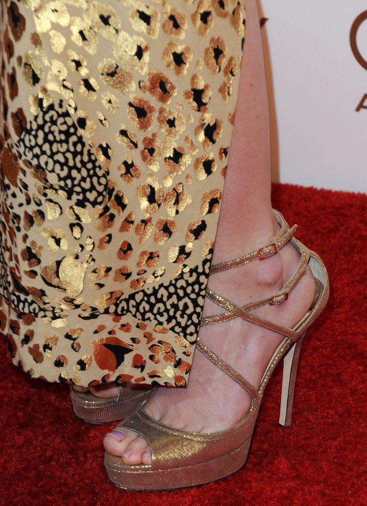 Alice Eve's High Heels ...XoXo