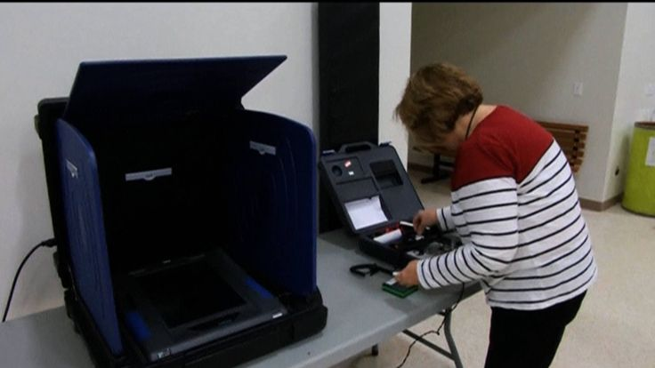 """Harvey Wasserman of Columbus, Ohio, has been a vocal critic of electronic voting machines. He co-wrote the book, """"What Happened in Ohio: A Documentary Record of Theft and Fraud in the 2004 Election."""" His upcoming book is titled """"The Strip & Flip Selection of 2016: Five Jim Crows & Electronic Election Theft."""" We talk to him about his concerns for the upcoming presidential race."""