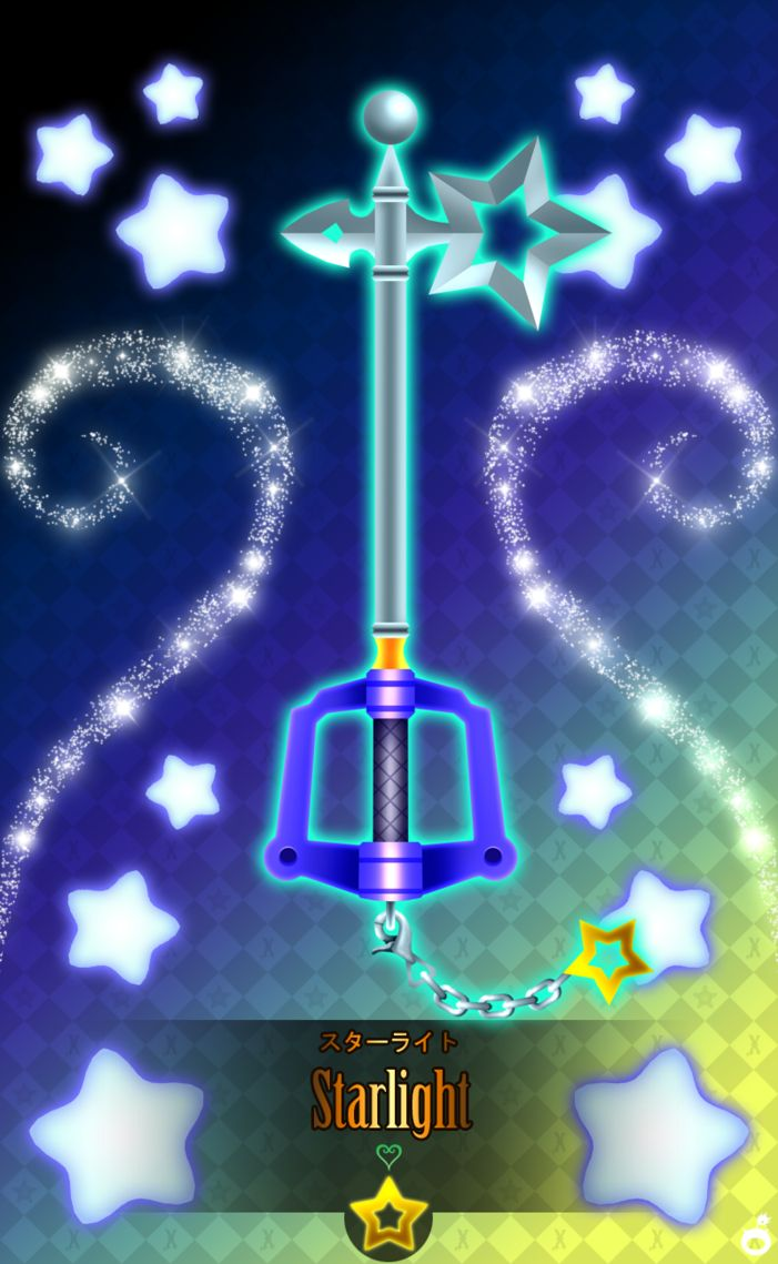 Starlight Keyblade