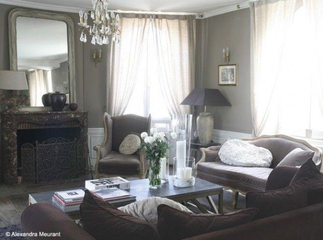 Les 82 meilleures images propos de d co sur pinterest for Salon simple et beau