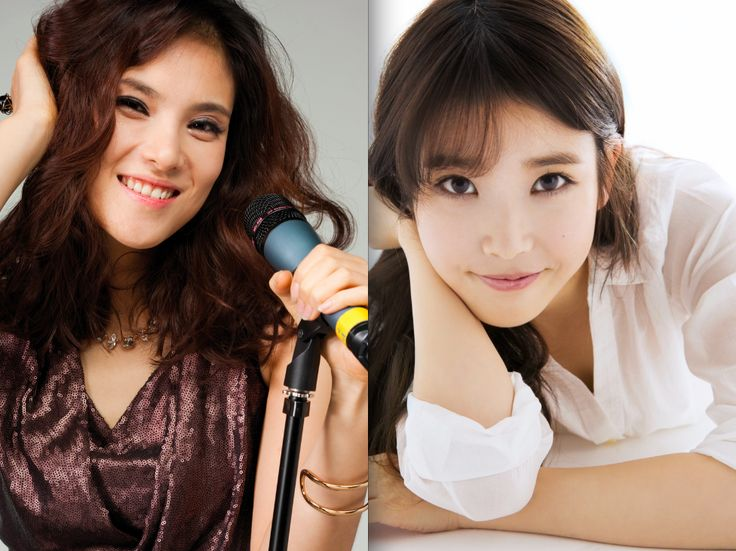IU Confesses She Became a Singer Thanks to Gummy