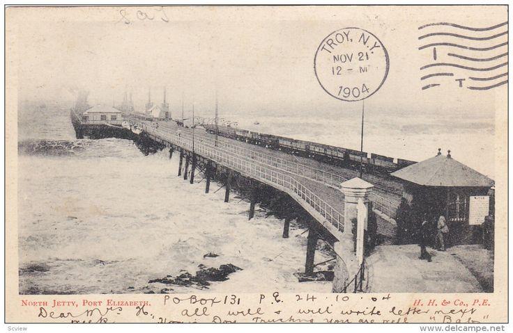 North Jetty , PORT ELIZABETH , South Africa , PU-1904