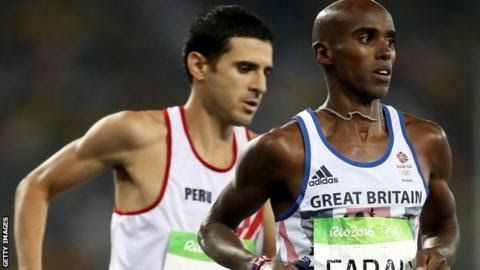"David Torrence (left) finished 13th in the men's 5000m at the 2016 Rio Olympics an event which Mo Farah claimed gold in  American middle-distance runner David Torrence has been found dead at the bottom of a swimming pool in Arizona at the age of 31.  Torrence  won silver for the USA at the World Relay Championships in 2014 and  claimed another second-placed finish at the Pan American Games in 2015. He switched allegiances to represent Peru at the 2016 Rio Olympics. ""Detectives learned that…"