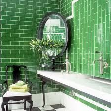Image result for green bathroom tiles