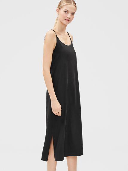 5e6feb853ff9 Sandwashed Tencel Slip Dress-S9OSZ-D4425 in 2019 | Clothing ...