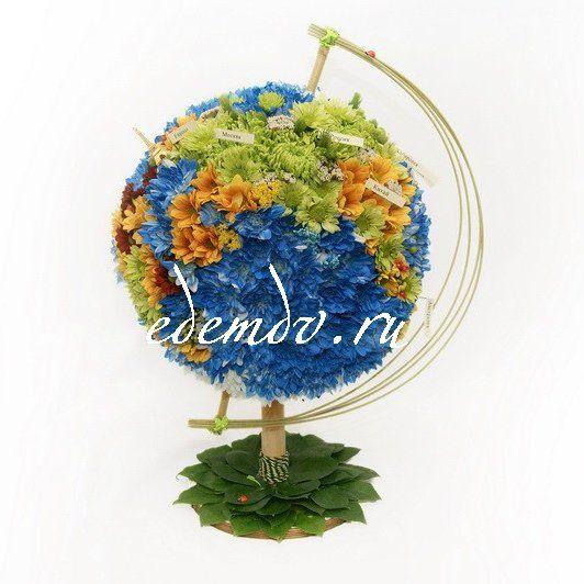 Композиция фигурки (Kf 9) из - Интернет магазин цветов ЭДЕМ в Хабаровске