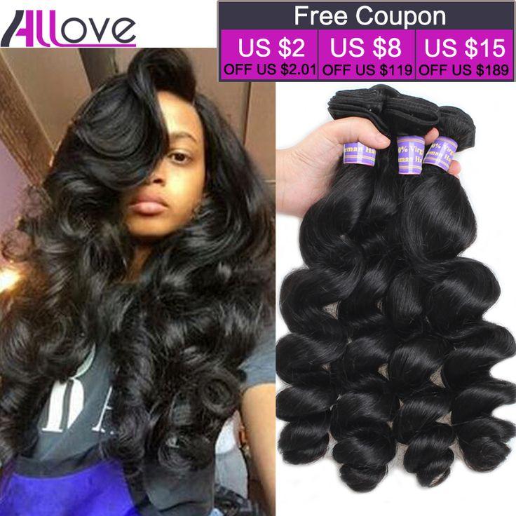 Mink Brazillian Loose Weave Virgin Hair Cheap Human Hair 4 Bundles 100g Bundles 8A Unprocessed Brazilian Virgin Hair Loose Wave