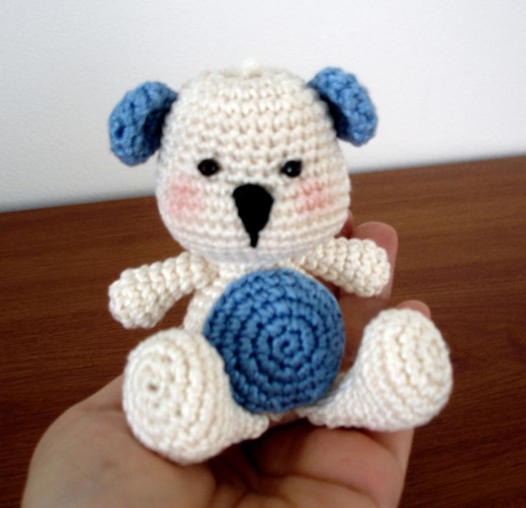 8 best crochet arigumi images on Pinterest | Patrones de ganchillo ...
