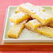 WW Lemon Bars