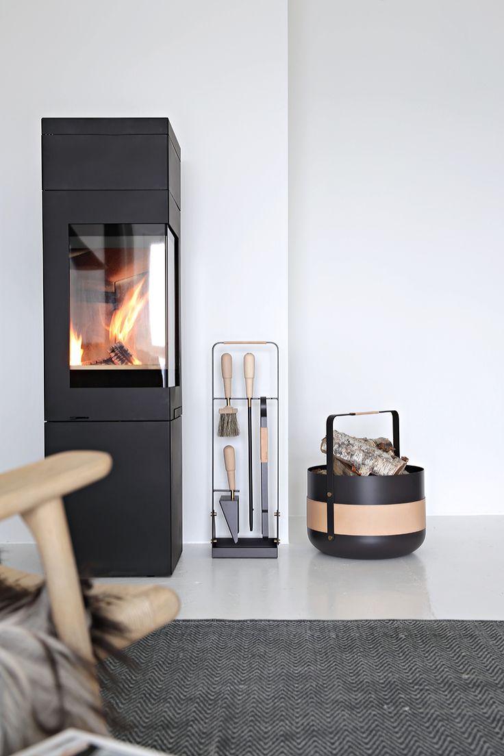 Eldvarm fireplace accessories