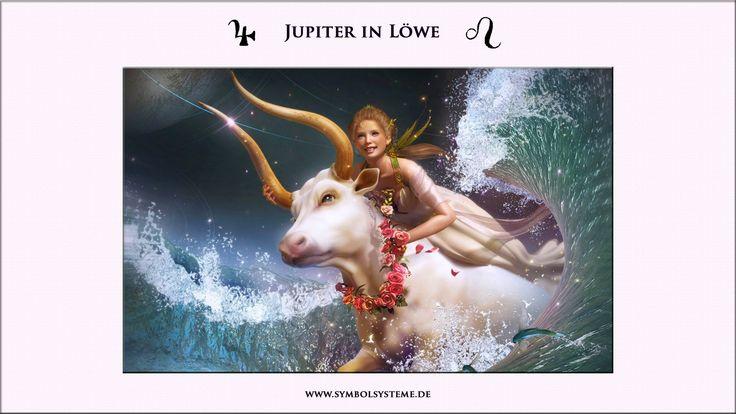 Astrologie: Jupiter in Löwe Juli 2014 bis August 2015 - Verbinde Dich mi...