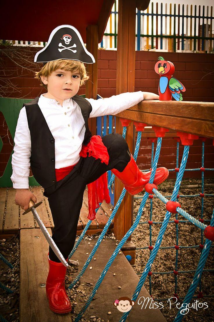 25 best ideas about disfraz pirata ni o on pinterest - Fiesta de disfraces ideas ...