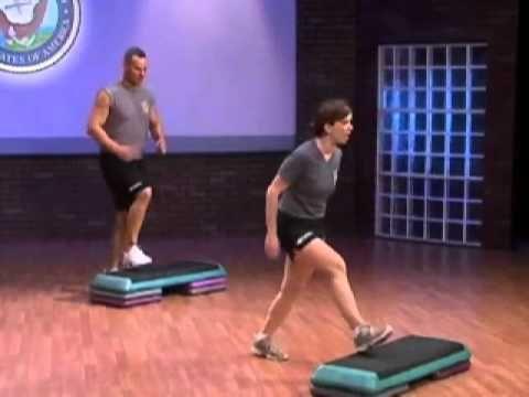 Step vidéo débutant pour perdre du poids