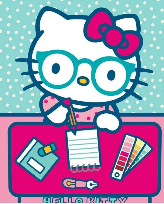 sanrio hello kitty wallpaper animation wallpaper desktop tapestry motion graphics wallpapers wall decal