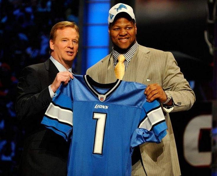 Ndamukong Suh, Detroit Lions, 2010 NFL Draft