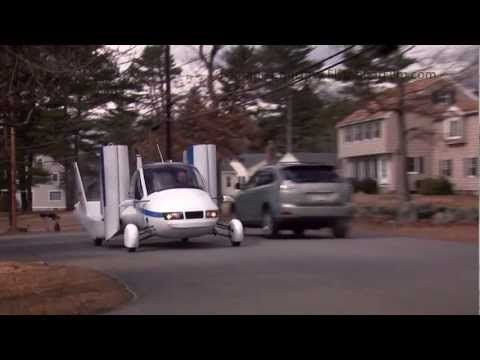 Woburn Company Close To Selling Flying Car