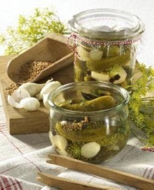 Das Rezept für Spreewälder Gewürzgurken und weitere kostenlose Rezepte auf LECKER.de