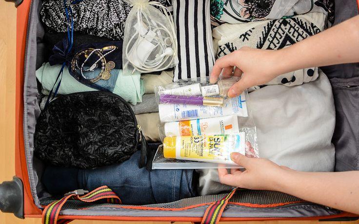 #Tipps & #Tricks fürs #Koffer #packen: 7. Alles im #Gleichgewicht © Petra Gschwendtner