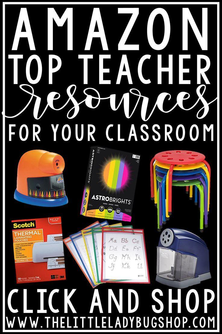 Amazon Teacher Favorites Shop | Best of Second Grade