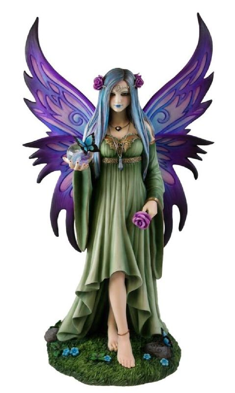 Mystic Aura by Anne Stokes