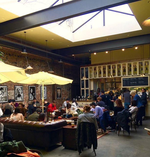 Devoción Coffee Brooklyn