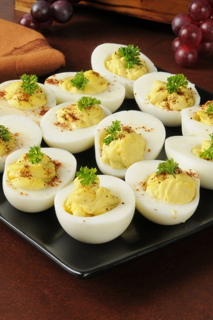 Bacon Balsamic Deviled Eggs Recipe