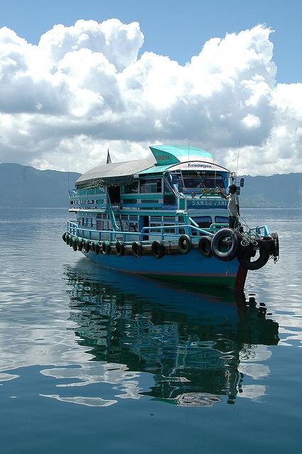 Lake Toba Marjan de B