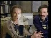 Martin Short & Harry Shearer, SNL, synchronized swimming