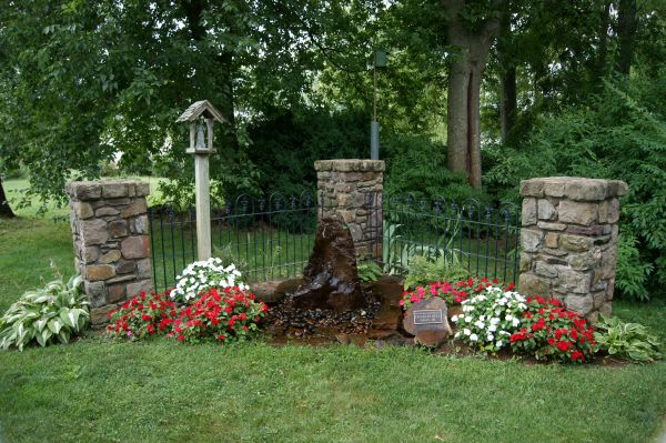17 Best Ideas About Memorial Gardens On Pinterest Dog