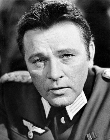 "Richard Burton. ""Herr Major to you, MAjor Bernard Himmler. Does the name mean anything to you?"""