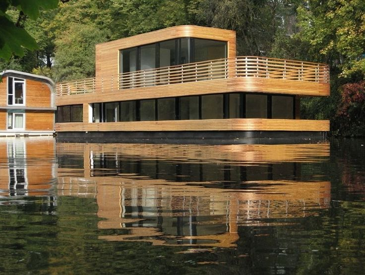 casa ecolgica hecha de madera