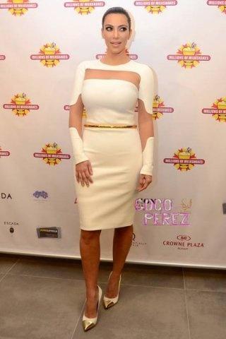 Kim Kardashian lució el vestido mas bello y original que hayas visto, Noticias, chismes, chismes de famosos, noticias de celebridades, cotilleo, Gossip, News, Famosos, Estrellas