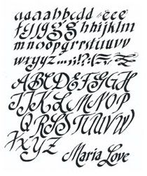Hobby: Kalligrafi - Hendes Verden