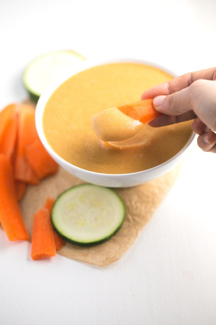Esta versión sin grasa de nuestro popular queso vegano está igual de rica que la original. ¡Tienes que probarlo!