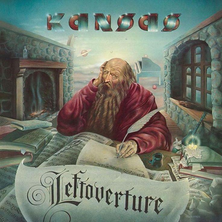 Kansas - Leftoverture Vinyl/LP   Vinylio.cz - internetový