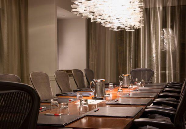 Franklin Marriott Cool Springs - Thoroughbred boardroom
