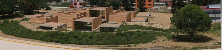 Gallery of The School of Visual Arts of Oaxaca / Taller de Arquitectura-Mauricio Rocha - 7