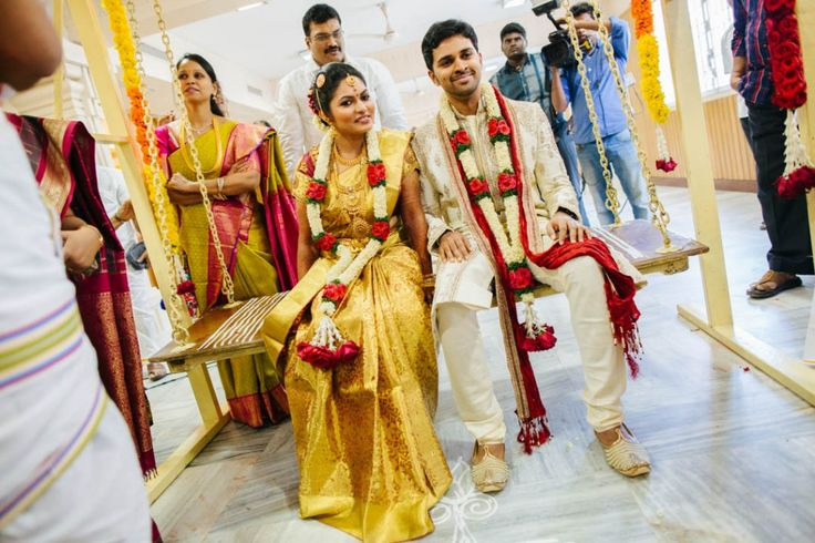 #Happy Wedding Moments smile emoticon #Happy #Wedding Moments of - #Nirmal & #Asha  #R.S.Brothers Wishing #Nirmal & #Asha a Happy Married Life. Here are some Beautiful Pics of this Beautiful Couple from their Sweet #Wedding. Share you precious wedding moments with us, we will show it to this world. (Image copyrights belong to their respective owners)