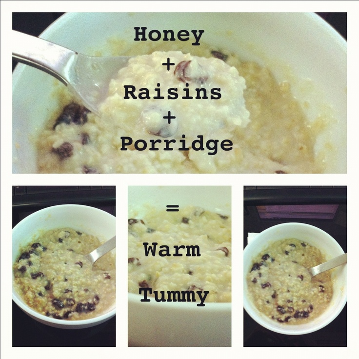 Low fat breakfast: porridge oats made with skimmed milk, squirt of honey and a handful of raisins. This is my daily breakfast at my desk, I can power through til lunch with this :)