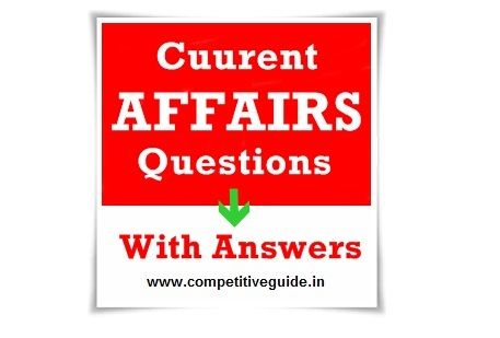 Current Affairs Questions of 10th September 2017 http://ift.tt/2wRqMlZ