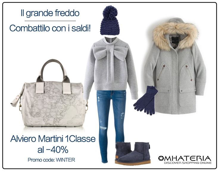 #Winter #Sale: using the promocode WINTER, you can have your dreams bag on -40% off #AlvieroMartini #AM1C