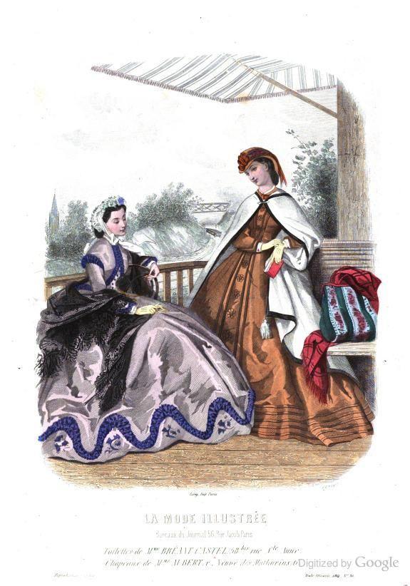 17 best images about 1850s 1860s fashion plates on pinterest civil wars civil war fashion and. Black Bedroom Furniture Sets. Home Design Ideas