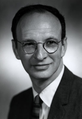 Urie Bronfenbrenner - psychologist, known for developing his Ecological Systems Theory & Head Start program