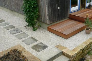 17 meilleures id es propos de jardin en gravier sur pinterest gravier de jardin all e de. Black Bedroom Furniture Sets. Home Design Ideas