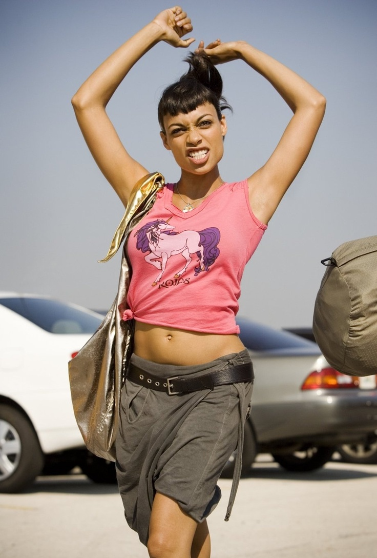 Rosario Dawson in Death Proof